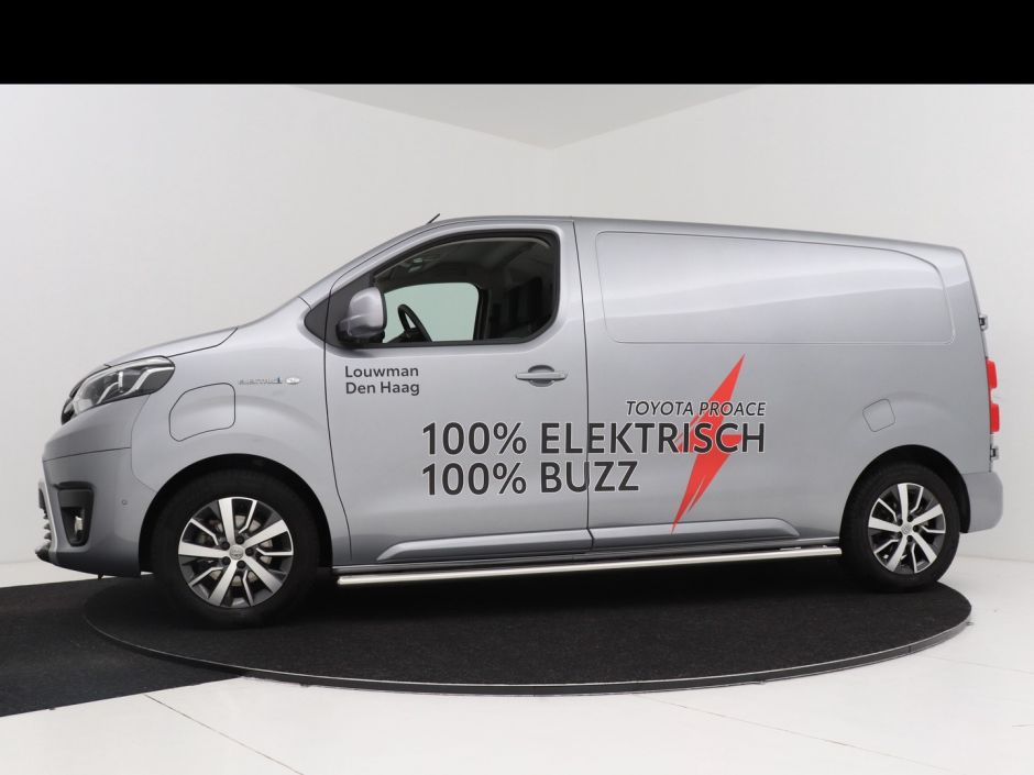 Toyota PROACE_Electric_Worker